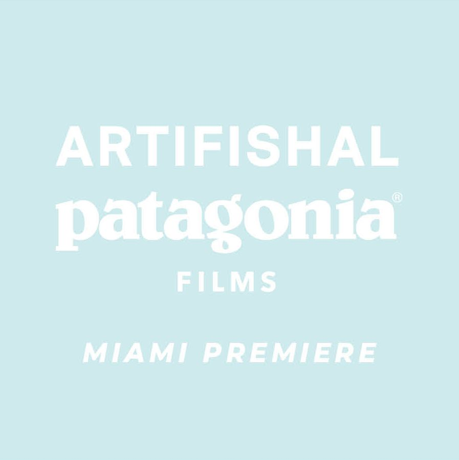 Portfolio for Patagonia ARTIFISHAL event