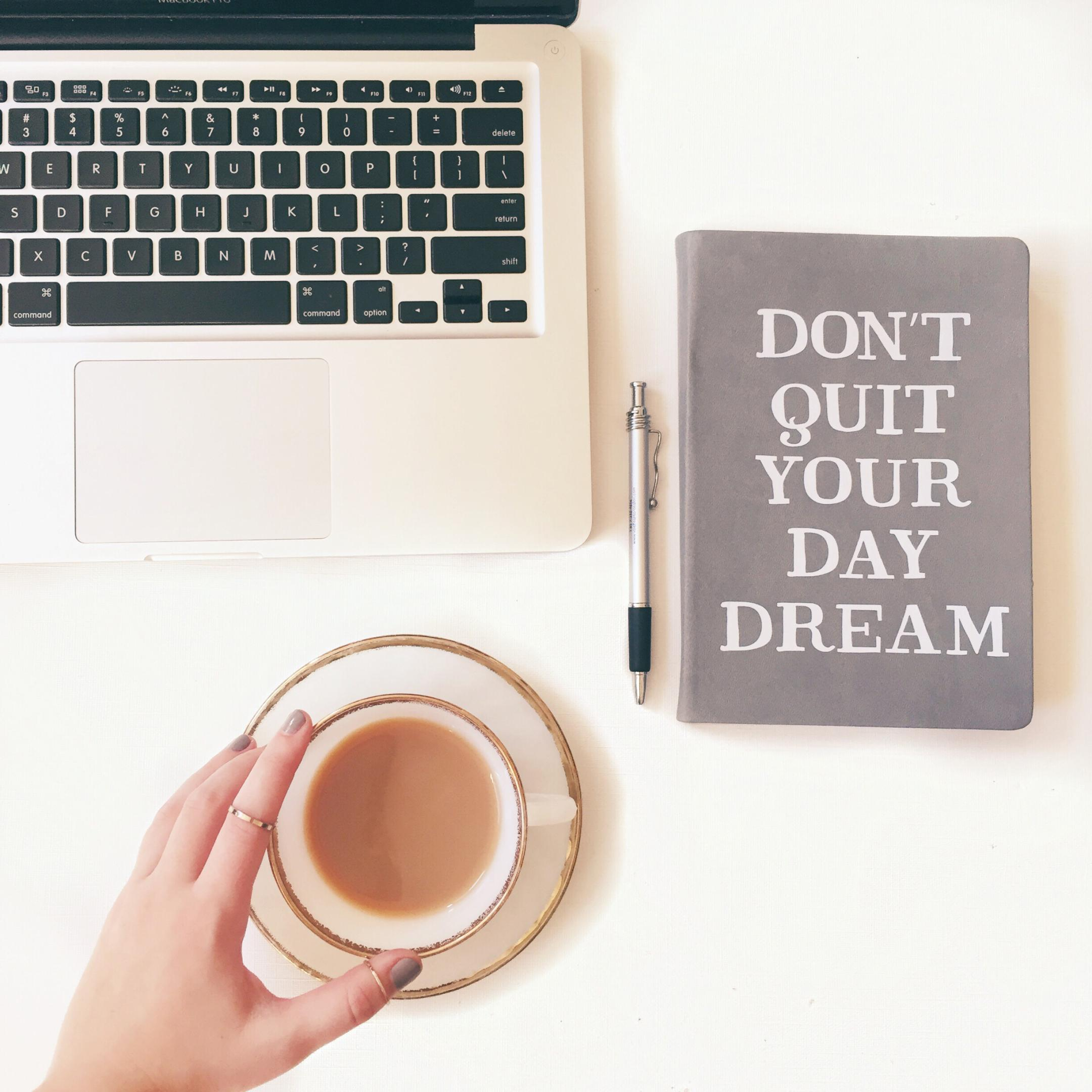 Impact business - Don't quit your day dream