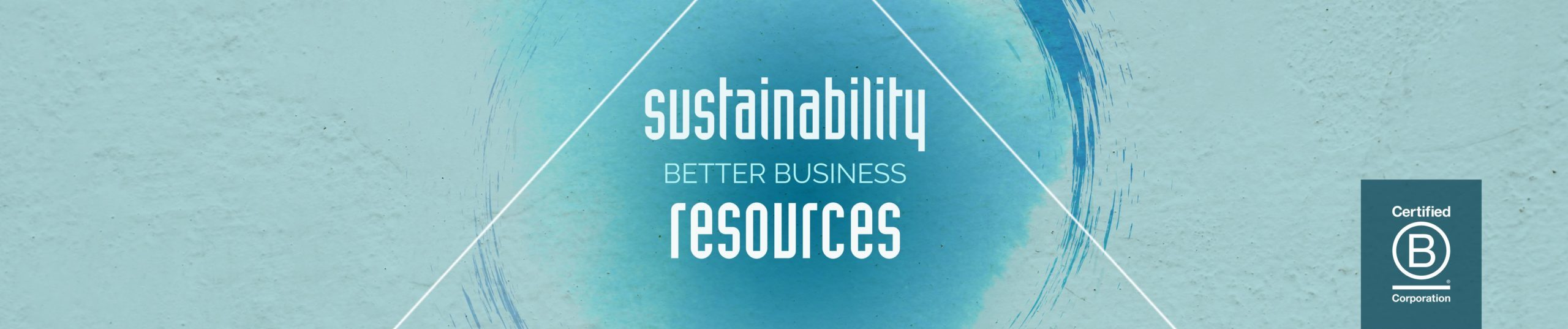 sustainable business resources
