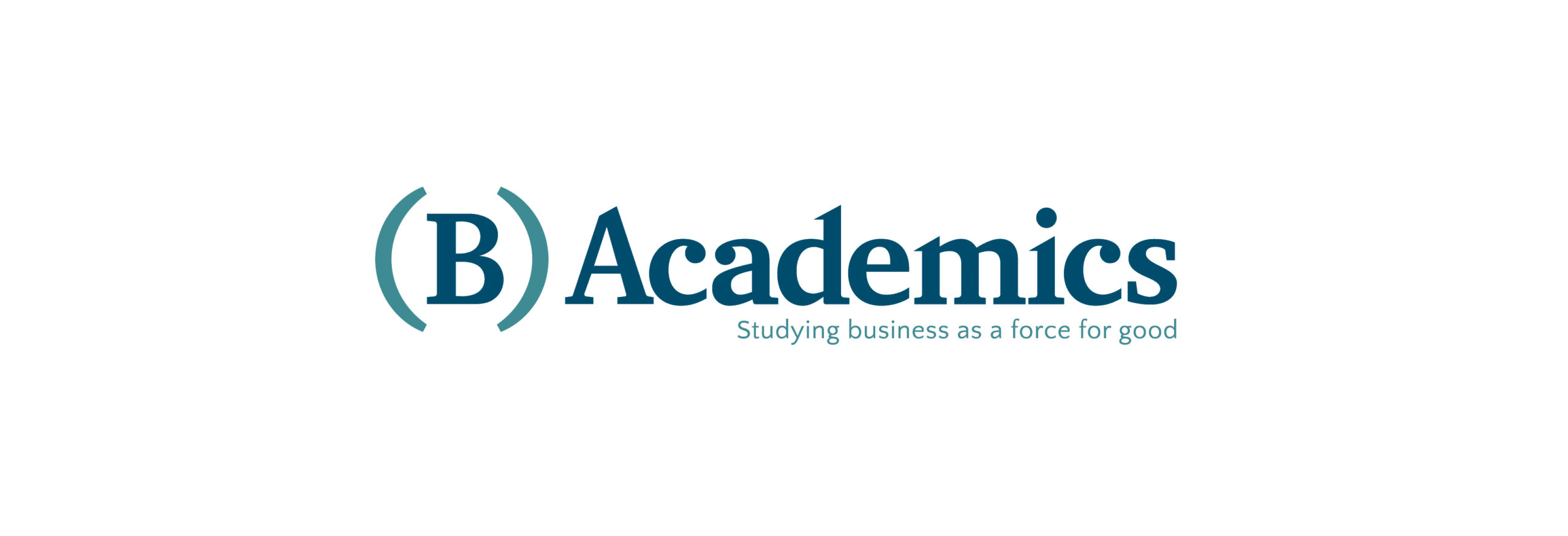 B Academics Main Logo with Tagline