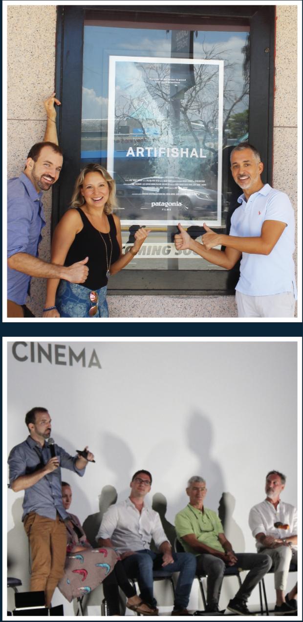 Artifishal Miami Premiere event images